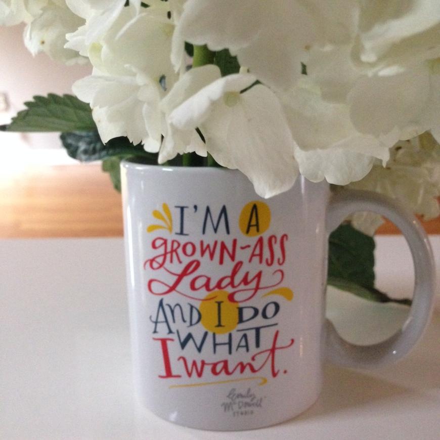 Emily McDowell Mug