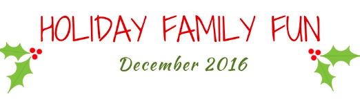 CityMomCo Holiday Family Fun List